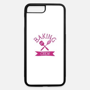 baking crew mixer - iPhone 7 & 8 Plus Case