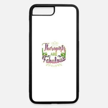 Health Therapist Cute Psychologist Gift Idea - iPhone 7 & 8 Plus Case