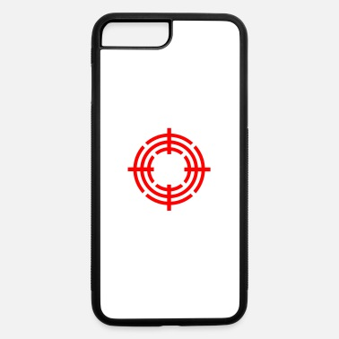 Scope scope target - iPhone 7 & 8 Plus Case