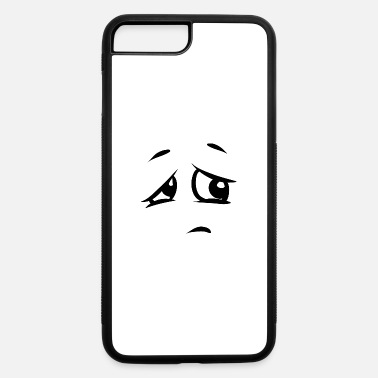 Depression depressed - iPhone 7 Plus/8 Plus Rubber Case
