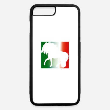Dressage italiana horse! ITALY! SOCCER! 2018! - iPhone 7 & 8 Plus Case
