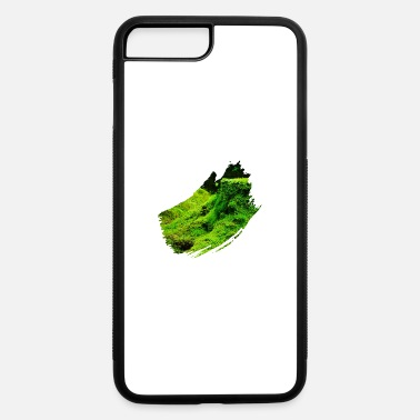 Forest Green forest - iPhone 7 & 8 Plus Case