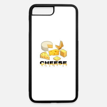 Cheese Lover Cheese design,food, milk product, cheese lover - iPhone 7 & 8 Plus Case