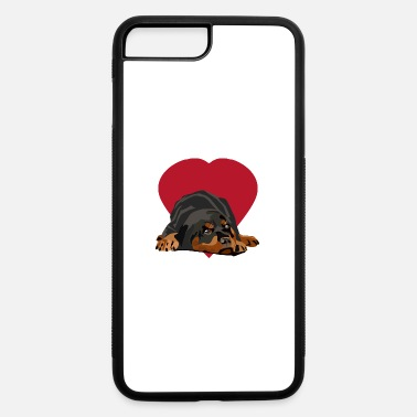 Love A Rottweiler - iPhone 7 & 8 Plus Case