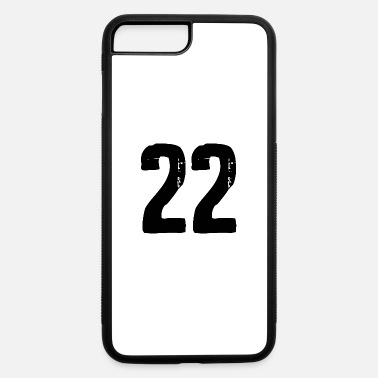 22 22 number - iPhone 7 & 8 Plus Case