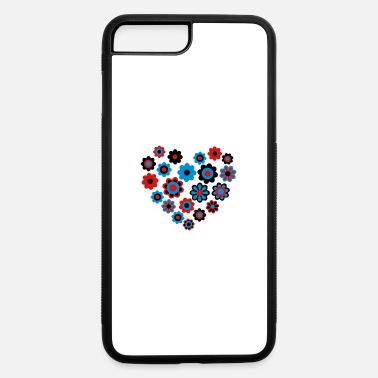 Blossom Heart by Cheerful Madness!! - iPhone 7 & 8 Plus Case