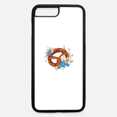 Bavarian A Bavarian pretzel - iPhone 7 & 8 Plus Case