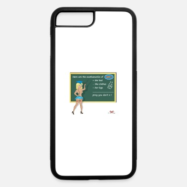 Mathematics Mathematics of Sex - iPhone 7 & 8 Plus Case