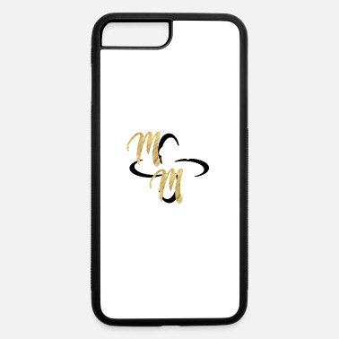 Melanin Magic Melanin Magic Gold & White - iPhone 7 & 8 Plus Case