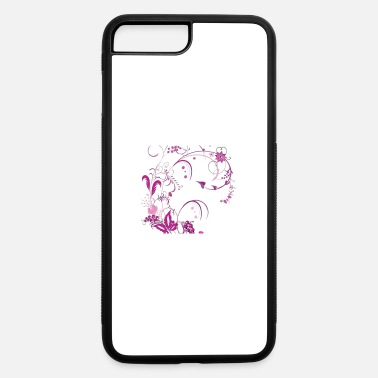 Graphics Vector-design Vector-graphic free floral vector graphic 147482 - iPhone 7 & 8 Plus Case