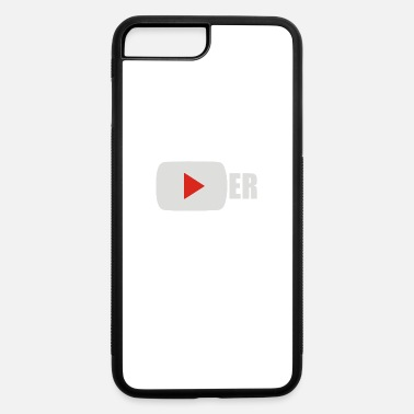 Youtube YouTuber - iPhone 7 Plus/8 Plus Rubber Case