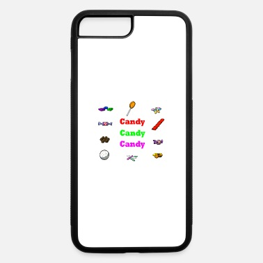 Candy candy candy candy - iPhone 7 Plus/8 Plus Rubber Case