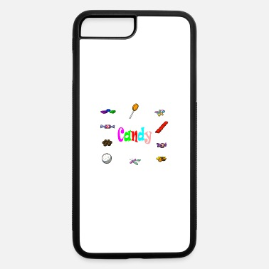 Candy candy - iPhone 7 Plus/8 Plus Rubber Case