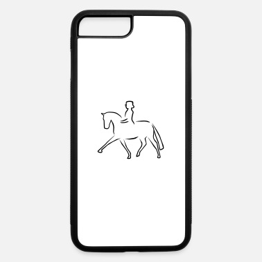 Dressage dressage - iPhone 7 & 8 Plus Case