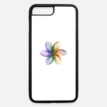 Abstract abstract flower - iPhone 7 & 8 Plus Case