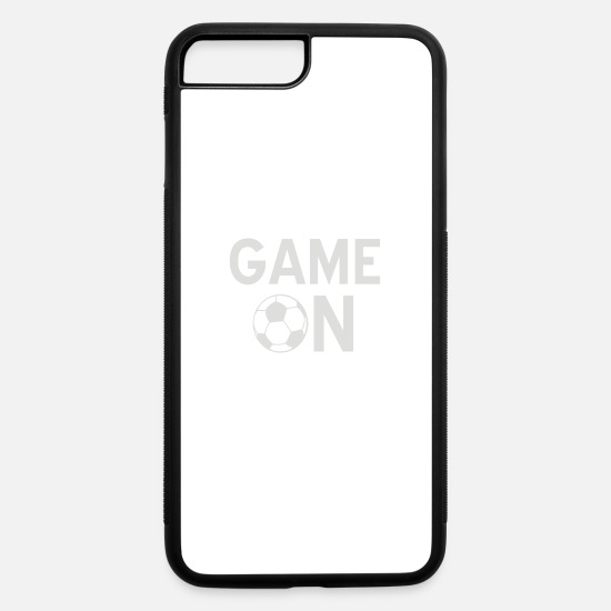 Game Ball iPhone Cases - Game On - iPhone 7 & 8 Plus Case white/black