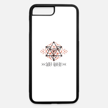 Sacred Geometry Sacred Geometry - iPhone 7 Plus/8 Plus Rubber Case