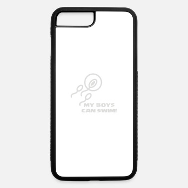 Pregnancy Pregnancy Announcement - iPhone 7 Plus/8 Plus Rubber Case