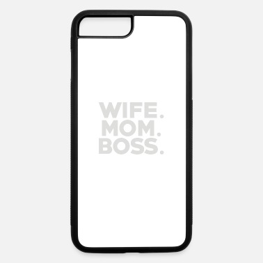 Wife Wife - iPhone 7 Plus/8 Plus Rubber Case