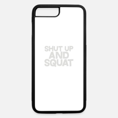 Squat Squat - iPhone 7 & 8 Plus Case