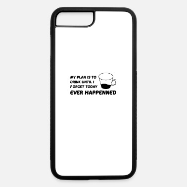 My plan Humour - iPhone 7 & 8 Plus Case