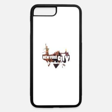 Ny NY - iPhone 7 Plus/8 Plus Rubber Case