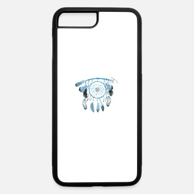 Jewelry Indian Jewelry,Native American Jewelry, feather - iPhone 7 & 8 Plus Case