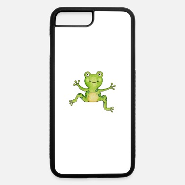 Frog Animal Drawing Artwork Design Cute Gifts - iPhone 7 & 8 Plus Case