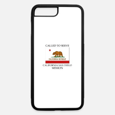 San California San Diego LDS Mission Called to Serve F - iPhone 7 & 8 Plus Case