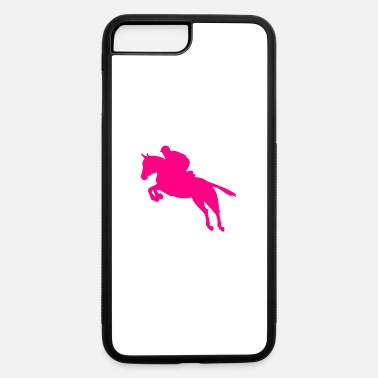 Show Jumping Show jumping horse - iPhone 7 & 8 Plus Case