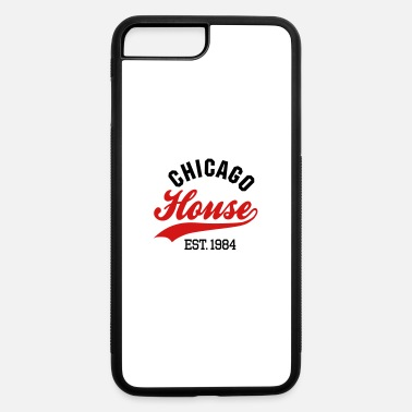 909 Chicago house est. 1984 - iPhone 7 & 8 Plus Case