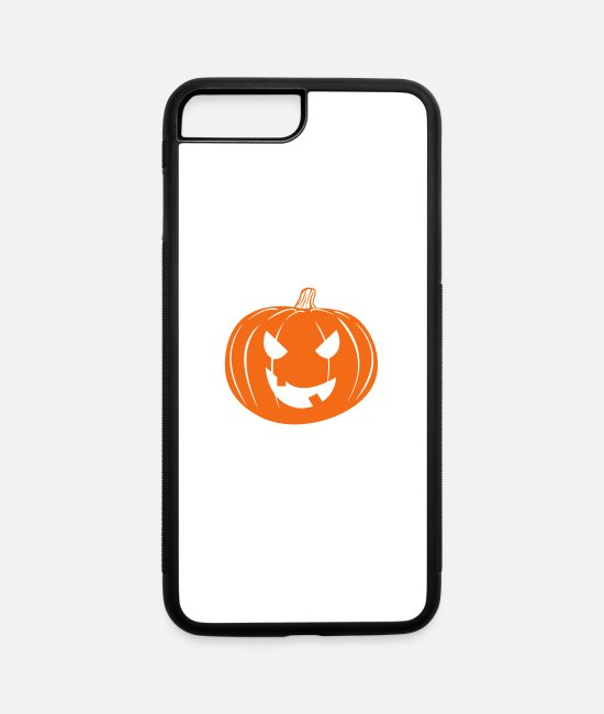 Pepo iPhone Cases - lantern orange - iPhone 7 & 8 Plus Case white/black