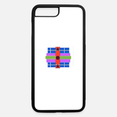 Shape Shapes - iPhone 7 Plus/8 Plus Rubber Case