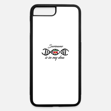 Suriname love my dns dna land country Suriname - iPhone 7 & 8 Plus Case