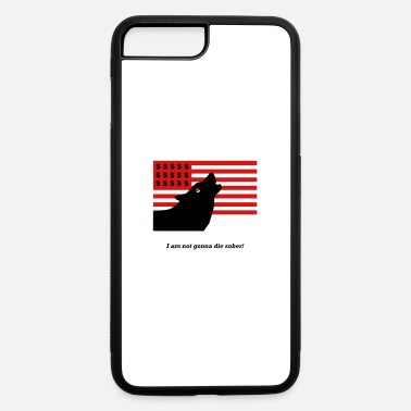 Wallstreet The Wolf of Wallstreet - Movie Quote - iPhone 7 & 8 Plus Case