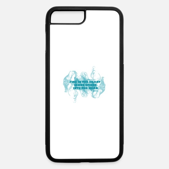 Sms iPhone Cases - SM - iPhone 7 & 8 Plus Case white/black
