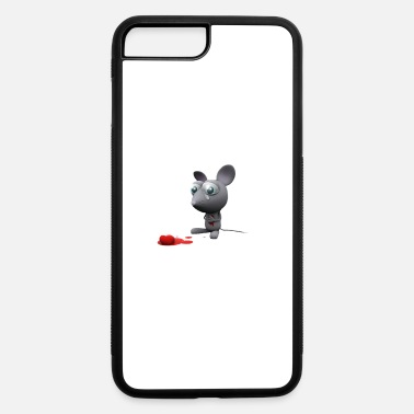 mouse sad - iPhone 7 & 8 Plus Case