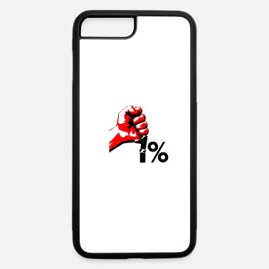 Occupy occupy - iPhone 7 Plus/8 Plus Rubber Case