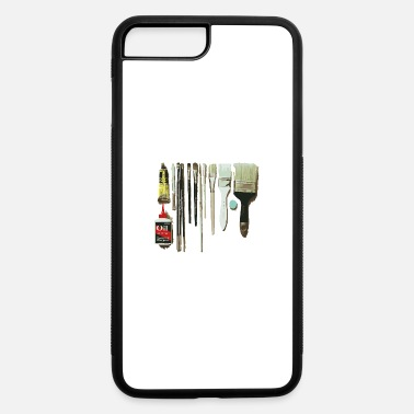 Oil Oil on canvas - iPhone 7 Plus/8 Plus Rubber Case