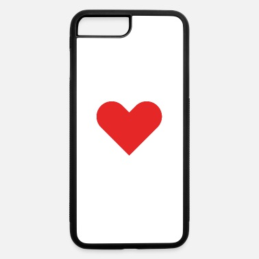 Cuore Love Heart - iPhone 7 Plus/8 Plus Rubber Case