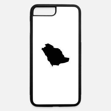 Saudi Arabia Saudi Arabia map - iPhone 7 & 8 Plus Case
