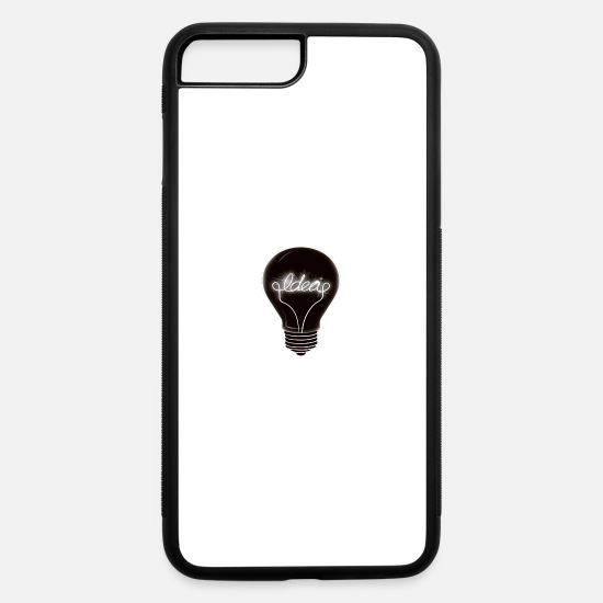 Idea iPhone Cases - Idea - iPhone 7 & 8 Plus Case white/black