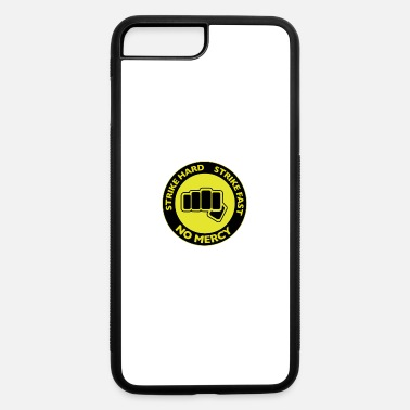 Strike Strike Hard Strike Fast - iPhone 7 Plus/8 Plus Rubber Case