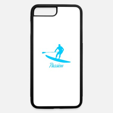 Boarders Sup boarder - iPhone 7 Plus/8 Plus Rubber Case
