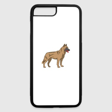 German Shepherd German Shepherd - iPhone 7 Plus/8 Plus Rubber Case