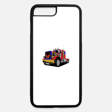 Truck Trucking - iPhone 7 & 8 Plus Case