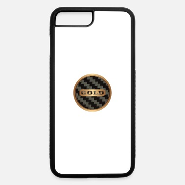 Gold Gold - iPhone 7 & 8 Plus Case