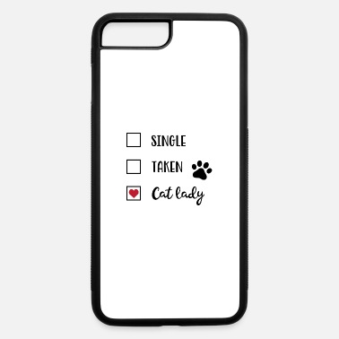 Offensive catlady - iPhone 7 & 8 Plus Case