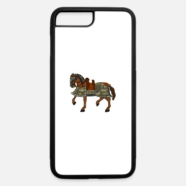 Filly Armored Horse - iPhone 7 & 8 Plus Case