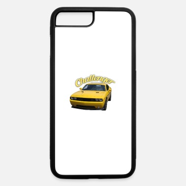Challenger Challenger with Text - iPhone 7 & 8 Plus Case